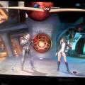 Zatanna y Zod en Injustice: Gods Among Us