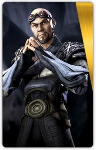 Zod en Injustice: Gods Among Us para iOS