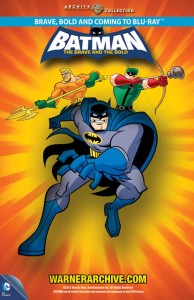 Batman: The Brave and the Bold en la NYCC