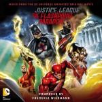 Carátula de la B.S.O. de Justice League: The Flashpoint Paradox