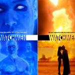 Pósters no usados para Watchmen