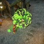 Atomic Green Lantern en Infinite Crisis