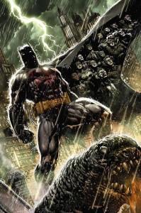 Batman: Eternal Nº 1