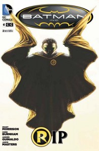Batman Inc. Nº 2