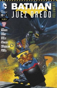 Batman/Juez Dredd Vol. 1