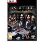 Carátula de Injustice: Gods Among Us GOTY para PC