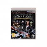 Carátula de Injustice: Gods Among Us GOTY para PS3