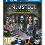 Carátula de Injustice: Gods Among Us GOTY para PSVita