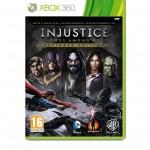 Carátula de Injustice: Gods Among Us GOTY para Xbox 360