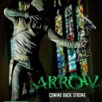 Póster promocional de Arrow