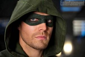 Arrow con máscara