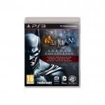 Batman: Arkham Collection PS3