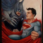 Diseño conceptual de Batman/Superman