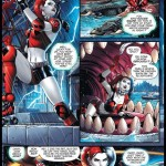 Harley Quinn por Jeremy Roberts