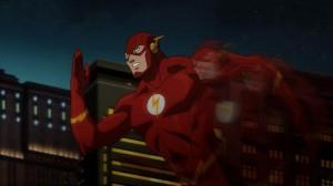 Flash en Justice League: War