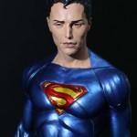 Maqueta de Superman para Superman: FlyBy