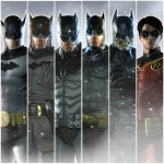 Pack Skins New Millenium para Batman: Arkham Origins