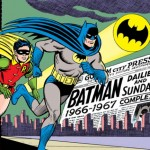 Batman Dailies and Sundays IDW 1966-1967