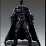 Diseño conceptual de Batman para Batman: Arkham Origins
