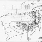 Diseño conceptual para Batman Forever