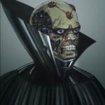 Diseño conceptual de Brainiac para Superman Returns