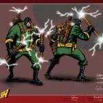 Diseño conceptual del juego cancelado de Flash