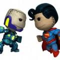 DC Comics en LittleBigPlanet