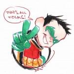 Despedida de Batman: Li'l Gotham