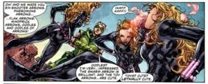 Green Arrow: Triple Amenaza