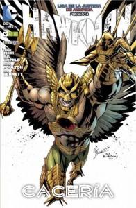 Hawkman: Cacería núm. 1