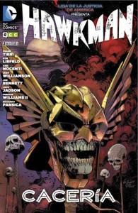 Hawkman: Cacería núm. 2