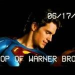 Henry Cavill en Superman: FlyBy