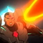 Cyborg en Justice League: War