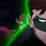 Flash y Linterna Verde en Justice League: War