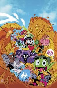 Teen Titans Go! Nº 1 FCBD Special Edition