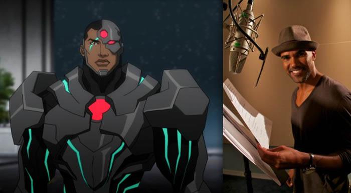 Nueva imagen de Cyborg en Justice League: War | Todas las ...