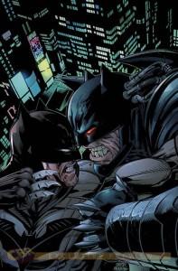 Forever Evil Aftermath: Batman Vs. Bane Nº 1
