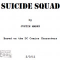 Guión de la película del Escuadrón Suicida