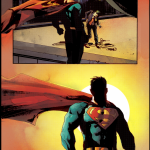 Jock en Adventures of Superman
