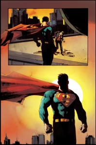 Jock en Adventures of Superman
