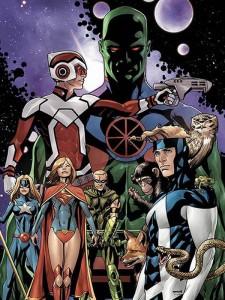 Justice League United Nº 0