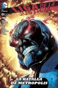 La Liga de la Justicia núm. 2: La Batalla de Metrópolis