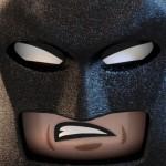 Póster de Batman en La LEGO Película