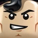 Póster de Superman en La LEGO Película