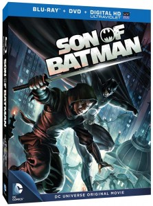 Blu-ray de Son of Batman