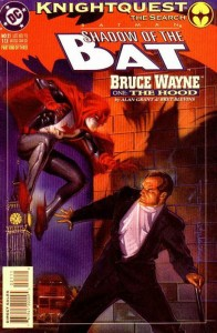 Batman: Shadow of the Bat Nº 21