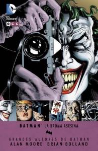 Grandes Autores de Batman: La Broma Asesina