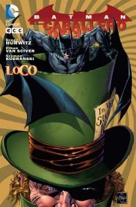 Batman: El Caballero Oscuro - Loco