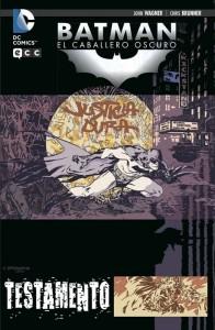 Batman: El Caballero Oscuro - Testamento