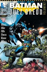 Batman/Juez Dredd Vol. 2
